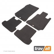 Carpet mats for E-Class Coupé C207 2013 ->