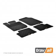 Rubber Mats for Duster 2009 - 2013