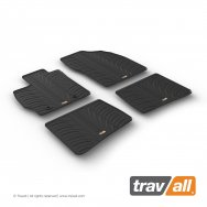Rubber Mats for Prius 2009 - 2011