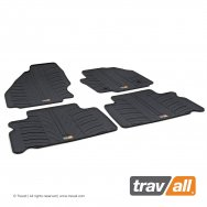 Rubber Mats for S-Max 2010 - 2015