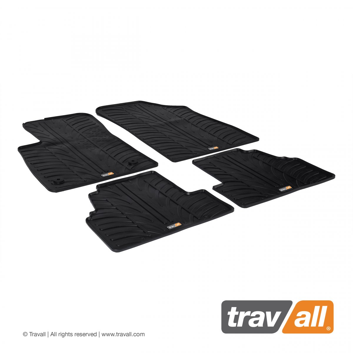 Travall® MATS for Opel/Vauxhall Mokka (2012 >) / Chevrolet Trax (2013 >)