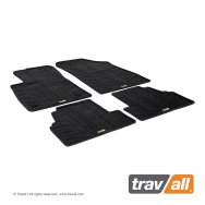 Rubber Mats for Trax 2013 - 2016