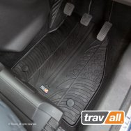 Rubber Mats for Meriva B 2009 - 2014