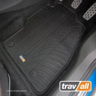 Rubber Mats for Adam 3 Door Hatchback 2012 ->
