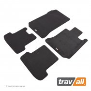 Carpet mats for C-Class Coupé 2011 - 2015