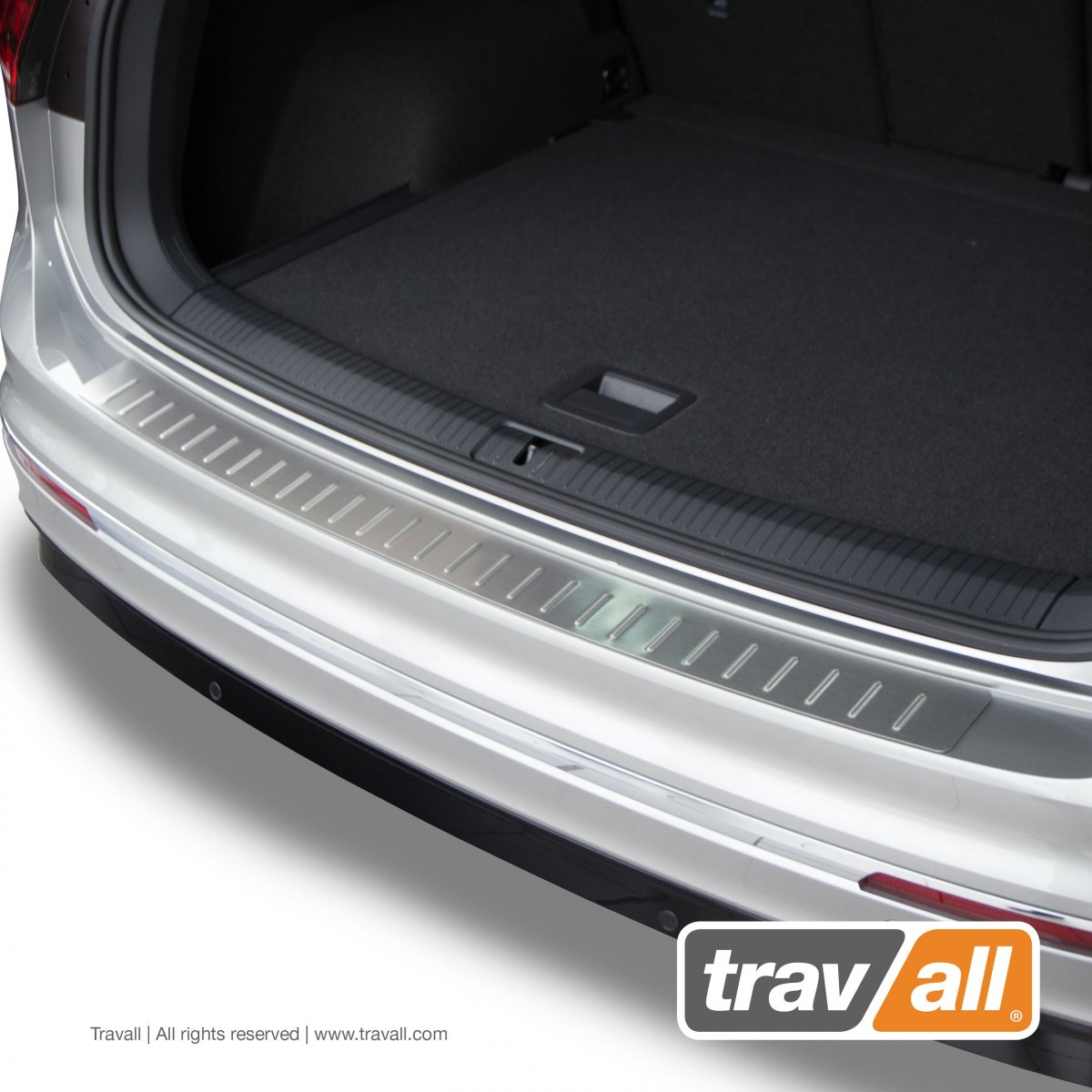 Travall® PROTECTOR-Stainless Steel for Volkswagen Tiguan (2016 >)