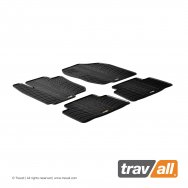 Rubber Mats for RAV4 5 Door XA30 2005 - 2008