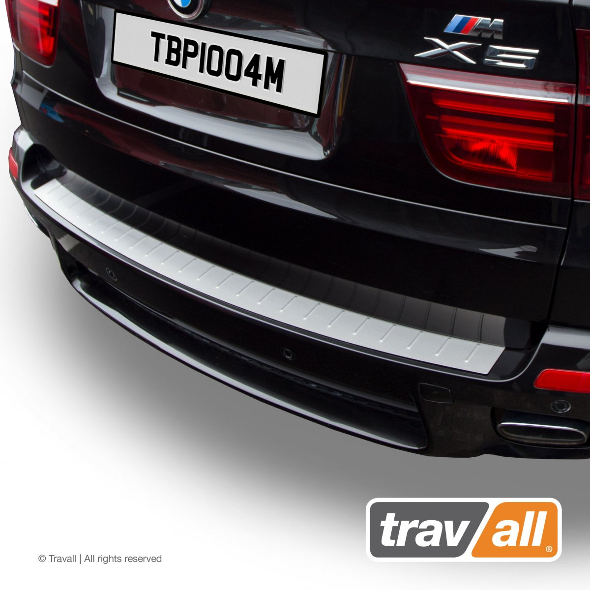 Travall® PROTECTOR-Stainless Steel for BMW X5 (2006-2013)