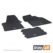 Rubber Mats for Scudo 2007 - 2012