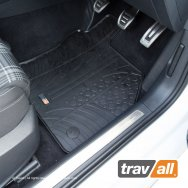 Rubber Mats for Leon 5 Door Hatchback 2012 - 2017