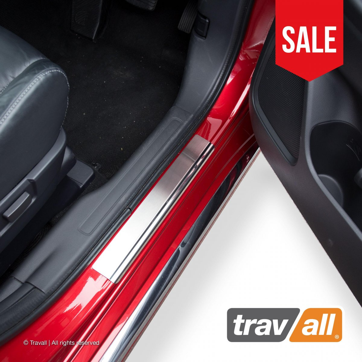 Travall® Sillguards for Skoda Yeti (2013 >)