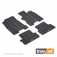Rubber Mats for X-Trail T31 2007 - 2013