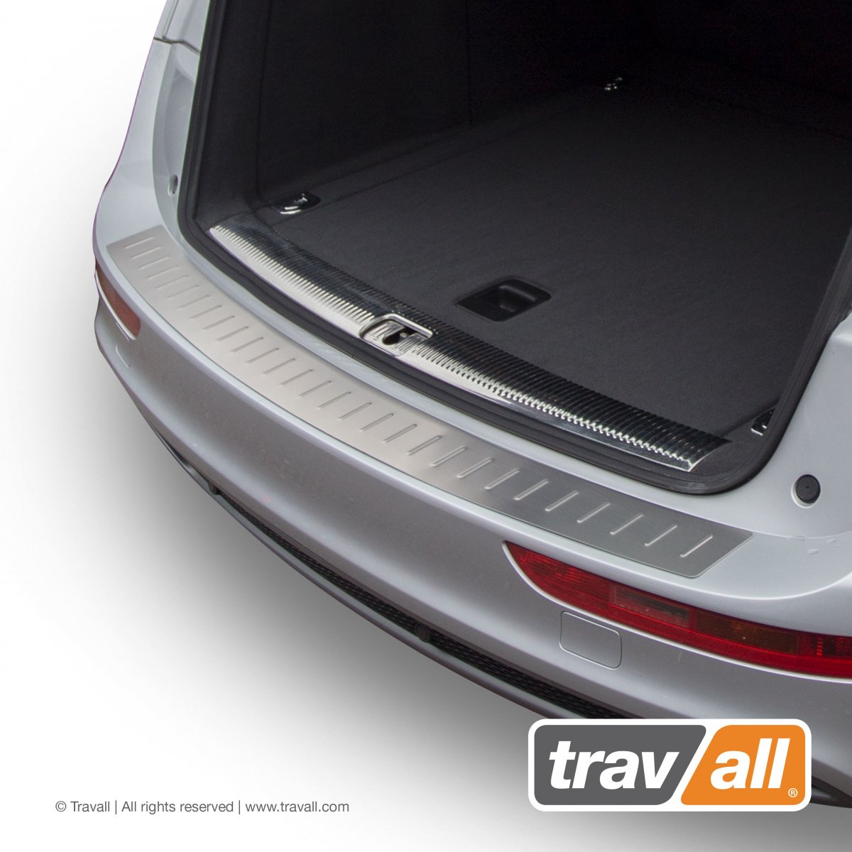 Travall® PROTECTOR-Stainless Steel for Audi Q5 (2008-2017) / SQ5 (2012-2017)