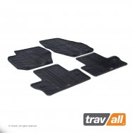 Rubber Mats for S60 Saloon 2010 - 2014