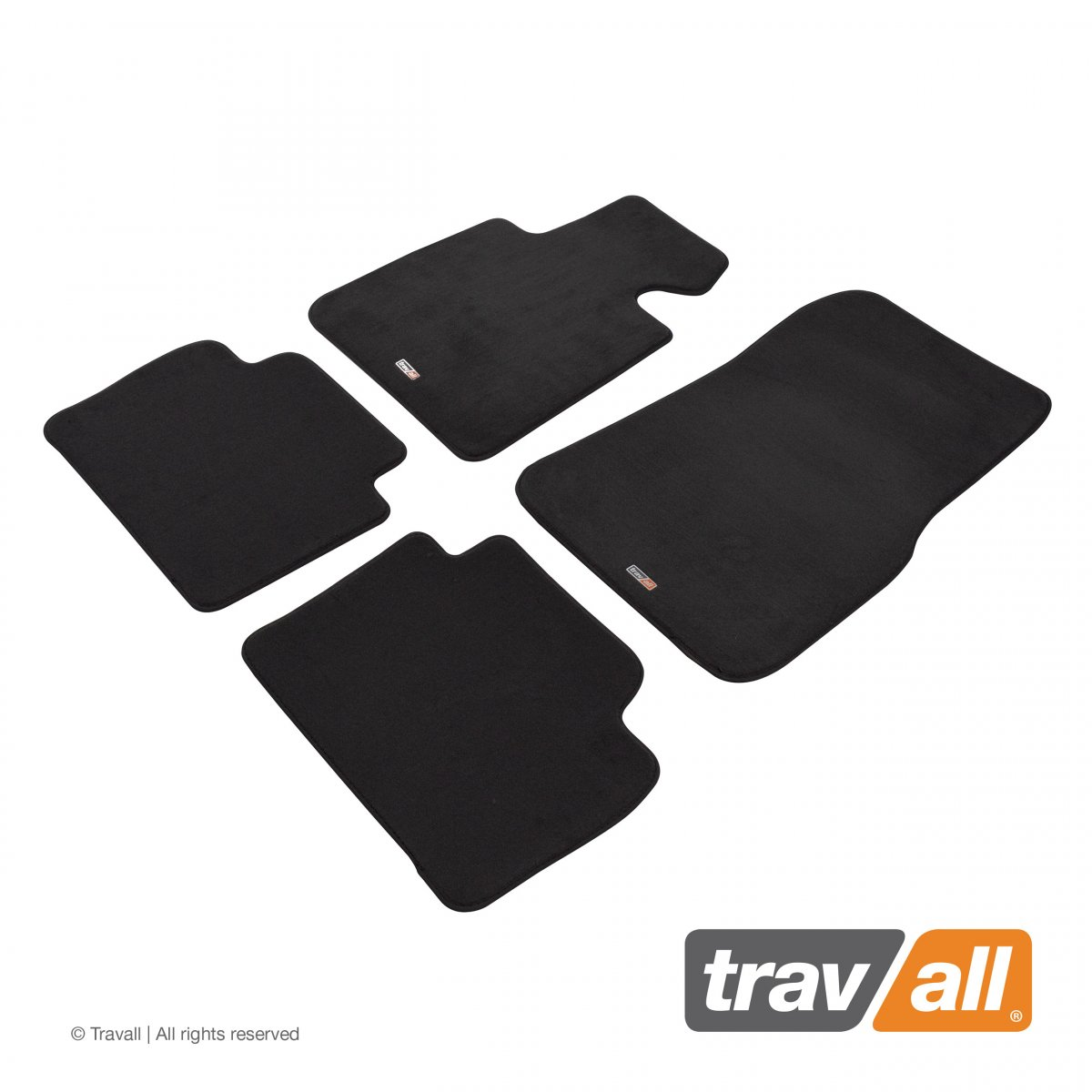 Travall® MATS [LHD] for BMW 4 Series Coupe / Gran Coupe (2013 - )