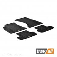 Rubber Mats for A5 Cabriolet 8F7 2009 - 2011