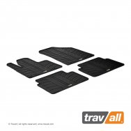 Rubber Mats for C5 Saloon 2007 - 2012