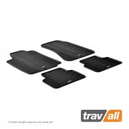 Rubber Mats for 159 Saloon 2004 - 2008