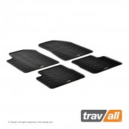 Rubber Mats for Giulietta 940 2009 - 2013