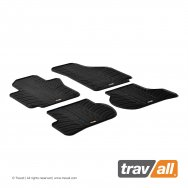 Rubber Mats for Altea 2004 - 2009