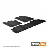 Rubber Mats for Verso 2009 - 2013
