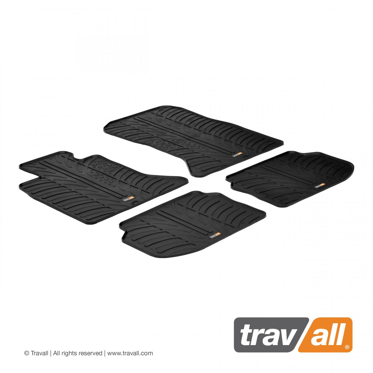 Travall® MATS for BMW 5 Series Saloon/Touring (2010-2016) / M5 (2011 >)