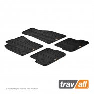 Rubber Mats for A6 Allroad 4F 2006 - 2012