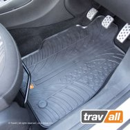 Rubber Mats for Corsa 3 Door Hatchback D 2006 - 2010