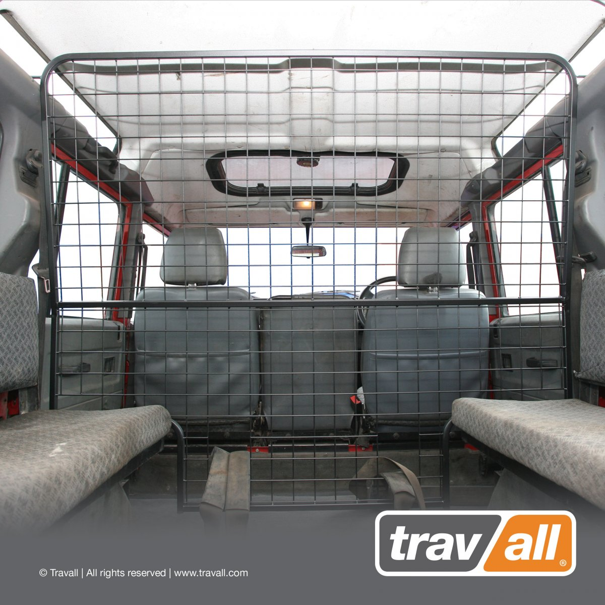 Travall® Guard for Land Rover 110 Station Wagon County 1983 - 1990
