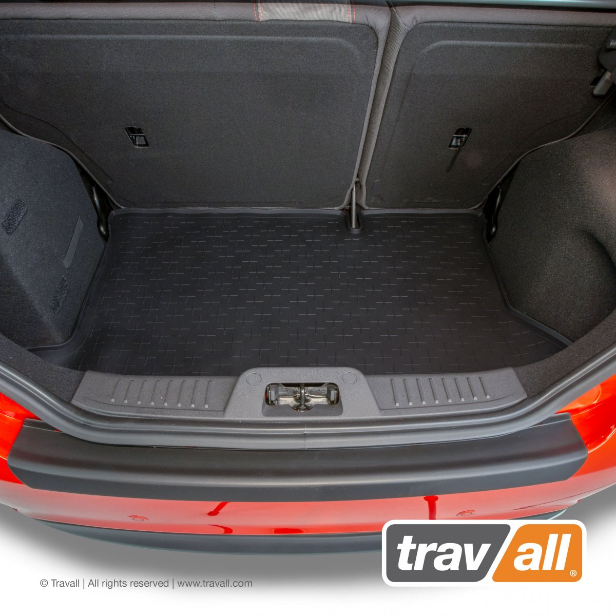 Travall® CARGOMAT for Ford Fiesta Hatchback (2008-2017) / ST (2008 >)