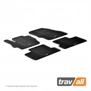Rubber Mats for 3 5 Door Hatchback BL 2008 - 2012