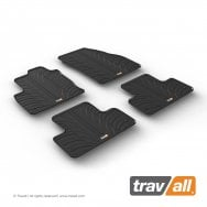 Rubber Mats for Range Rover Evoque Coupé 2015 ->