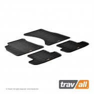 Rubber Mats for A4 Saloon 8K 2007 - 2012