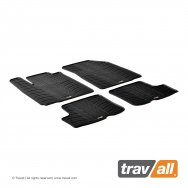 Rubber Mats for Sandero 5 Door Hatchback 2007 - 2012
