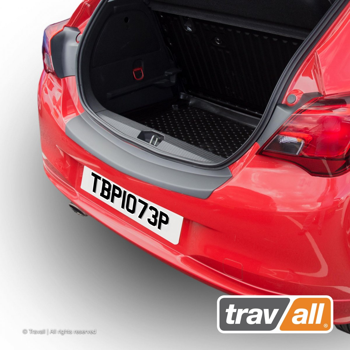 Travall® PROTECTOR-Plastic Smooth for Opel/Vauxhall Corsa (2014-2019)