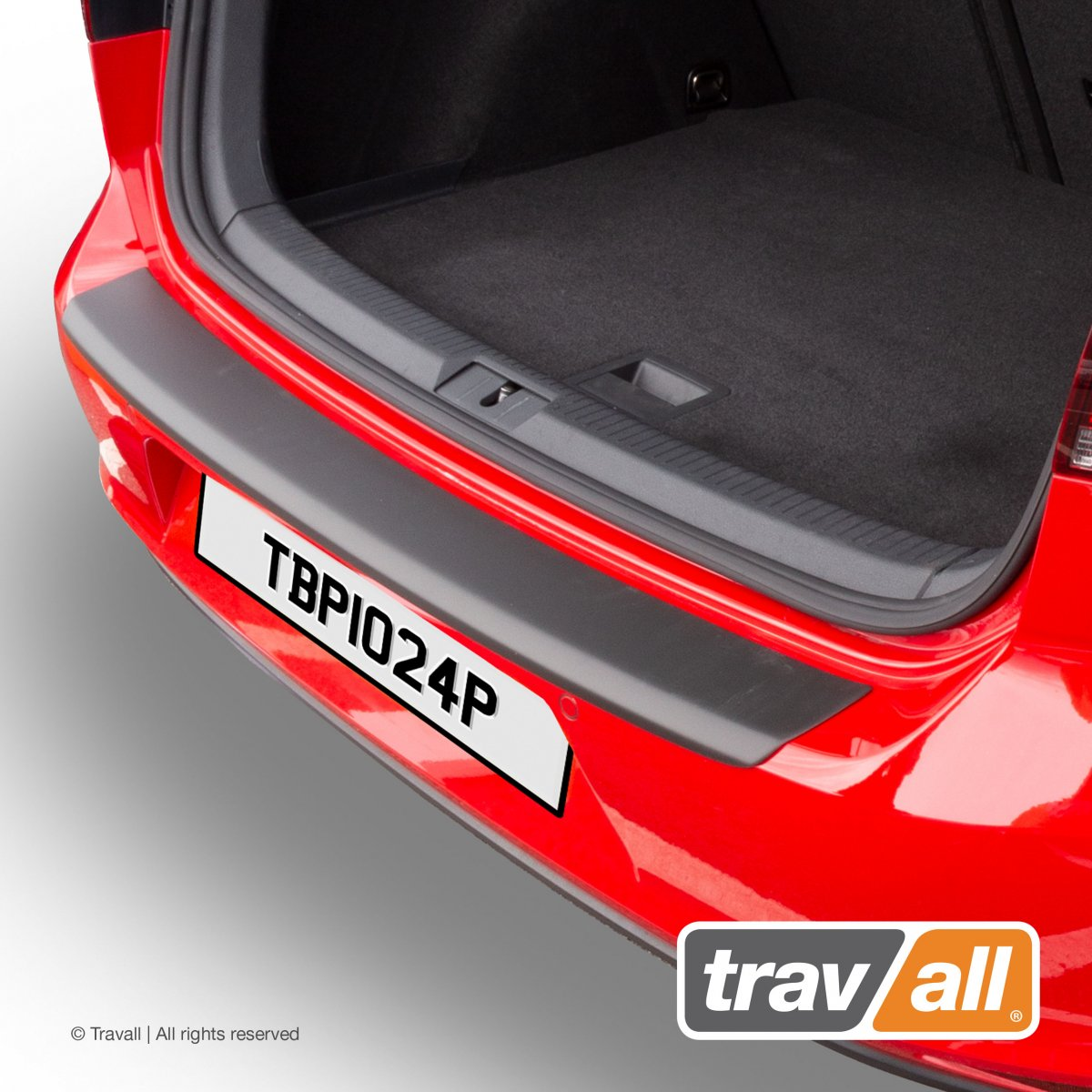Travall® PROTECTOR-Plastic Smooth for Volkswagen Golf Hatchback (2012 > 2019) / R (2014 > 2019)