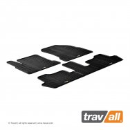 Rubber Mats for C4 Picasso 2006 - 2013