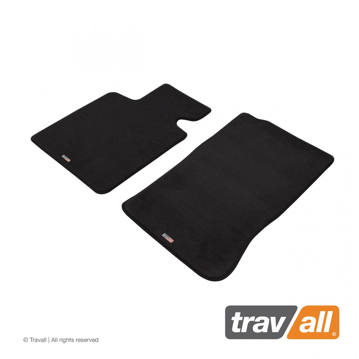 Travall® MATS [LHD] for BMW Z4 Roadster (2009 - 2018)