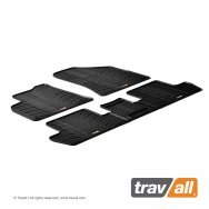Rubber Mats for 3008 2008 - 2013