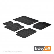 Rubber Mats for X3 E83 2003 - 2006