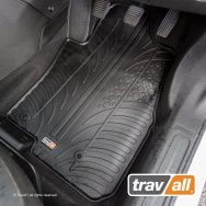 Rubber Mats for Punto 3 Door Hatchback 2012 ->