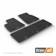 Rubber Mats for Model S 2012 - 2016
