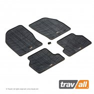 Rubber Mats for Focus Saloon 2004 - 2010