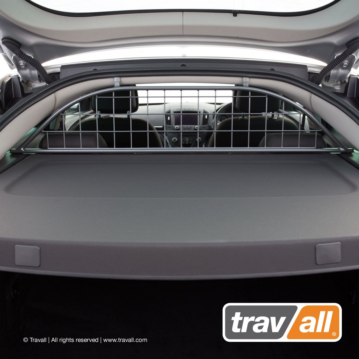 Travall®GUARD for Opel/Vauxhall Insignia Hatchback (2008 >)