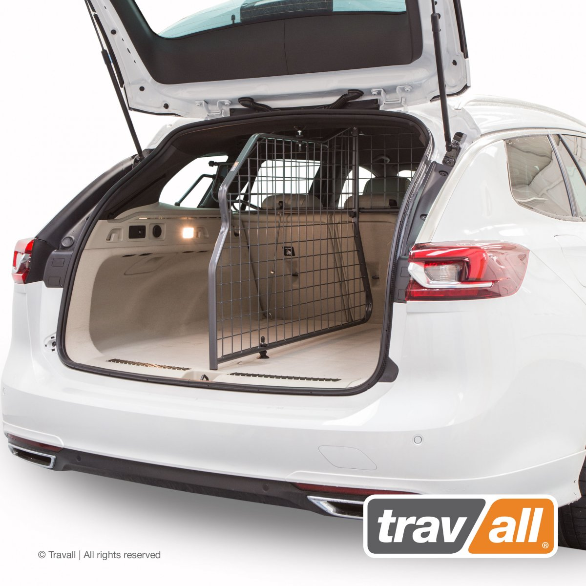 Travall® DIVIDER for Opel/Vauxhall Insignia Sports Tourer (2017 >)