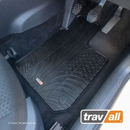 Rubber Mats for Ibiza 5 Door Hatchback 2008 - 2012