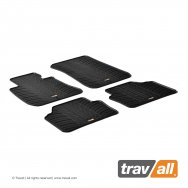 Rubber Mats for 3 Series Saloon E90 2005 - 2008