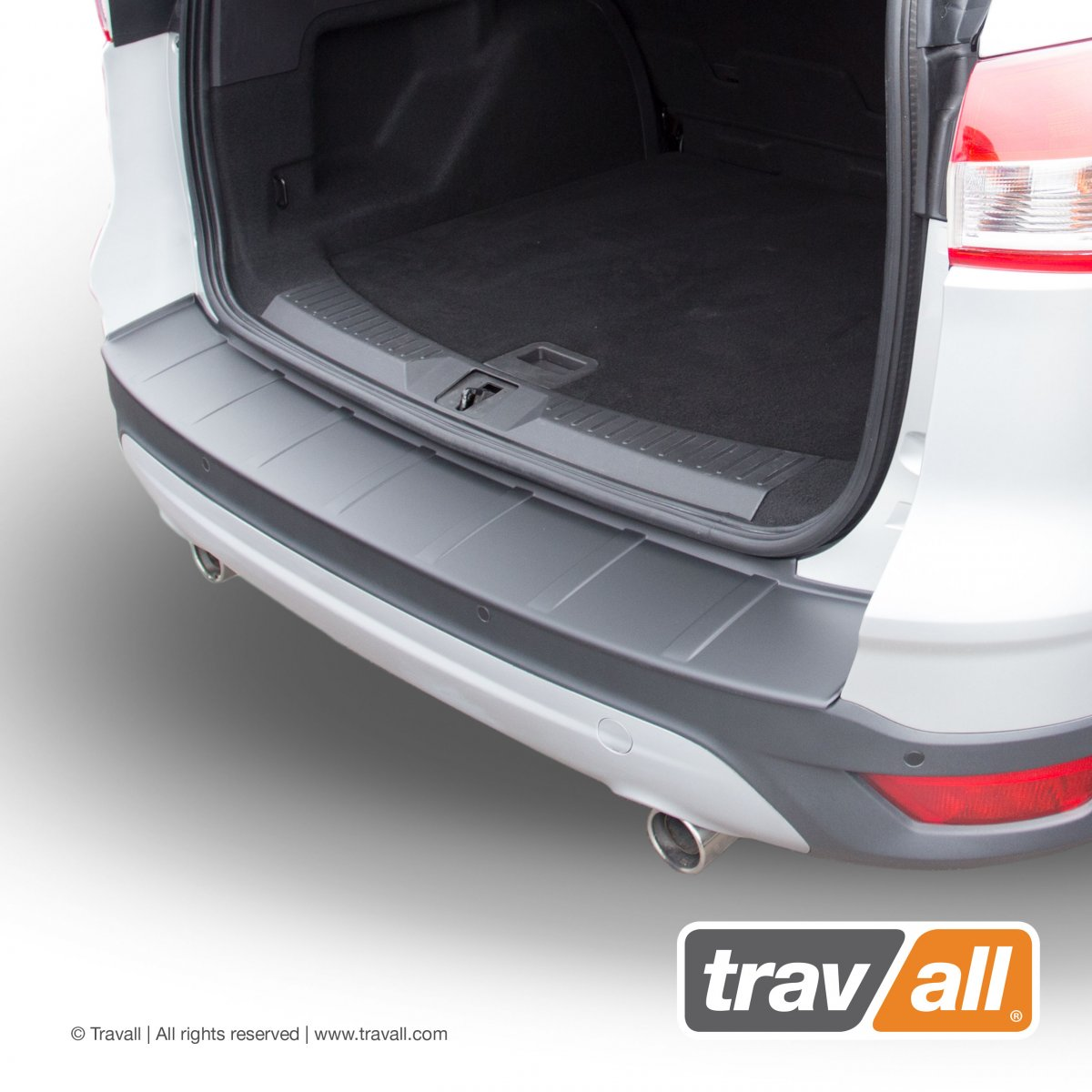 Travall® PROTECTOR-Plastic Ridged for Ford Kuga (2013 > 2019)