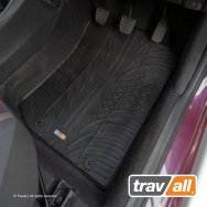 Rubber Mats for Aygo 5 Door Hatchback 2014 ->