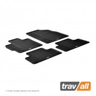 Rubber Mats for CX-7 2010 - 2012